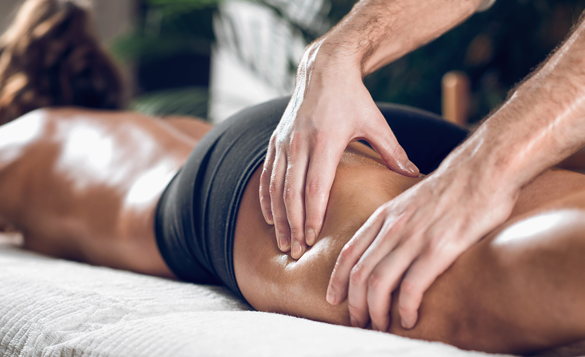 Massage Im Chalet